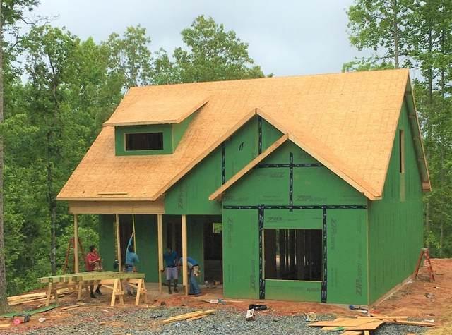 376 Gold Crest Drive, Dahlonega, GA 30533 (MLS #6729028) :: Charlie Ballard Real Estate