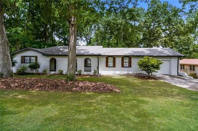 5355 Orchard Place, Douglasville, GA 30135 (MLS #6729030) :: Kennesaw Life Real Estate