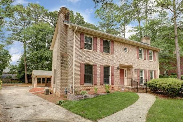 9128 Carroll Manor Drive, Atlanta, GA 30350 (MLS #6729047) :: Lakeshore Real Estate Inc.