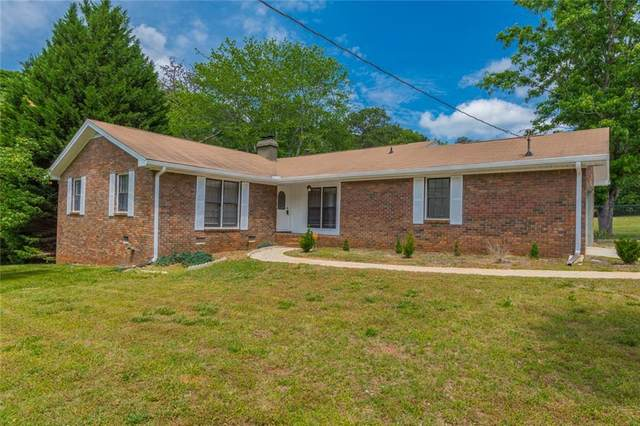 1631 Holmes Drive SW, Conyers, GA 30094 (MLS #6729051) :: The Heyl Group at Keller Williams