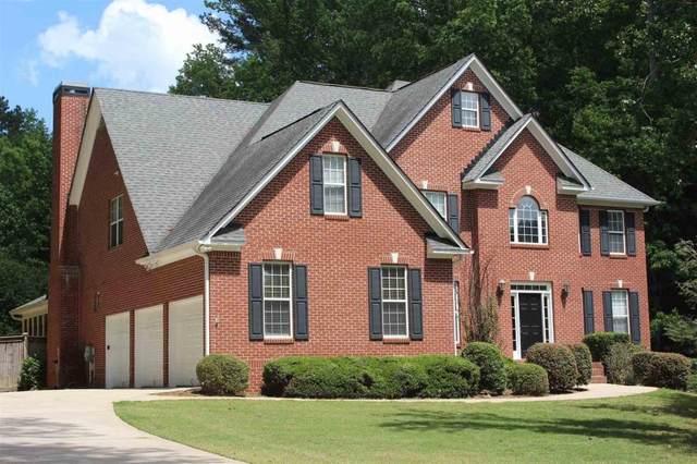 165 Inverness Shores Drive, Fayetteville, GA 30215 (MLS #6729063) :: RE/MAX Prestige