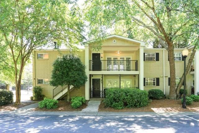 311 Peachtree Hills Avenue NE 12B, Atlanta, GA 30305 (MLS #6729072) :: Charlie Ballard Real Estate