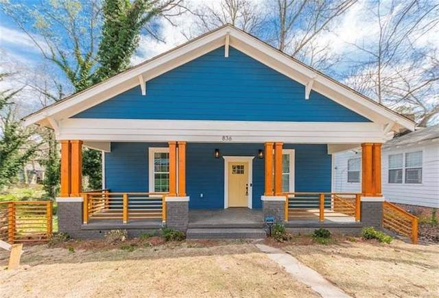 836 Gaston Street, Atlanta, GA 30310 (MLS #6729074) :: Path & Post Real Estate