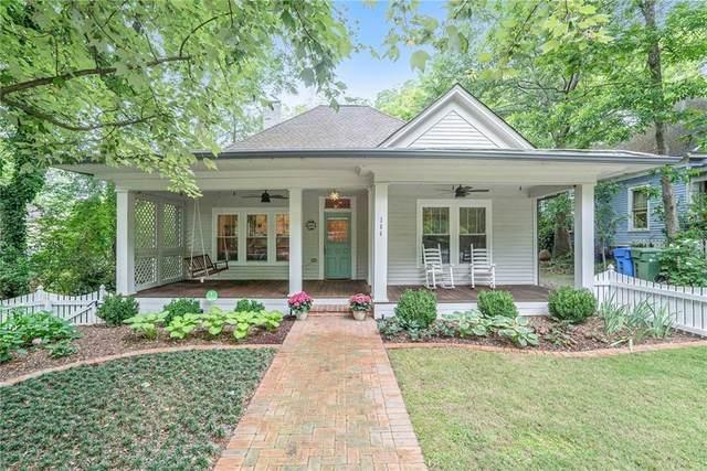 364 Candler Park Drive NE, Atlanta, GA 30307 (MLS #6729087) :: The Heyl Group at Keller Williams