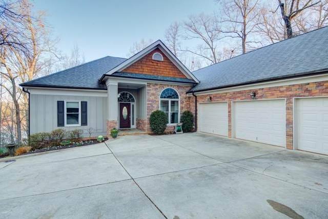 6595 Happy Hollow Trail, Gainesville, GA 30506 (MLS #6729089) :: The Heyl Group at Keller Williams