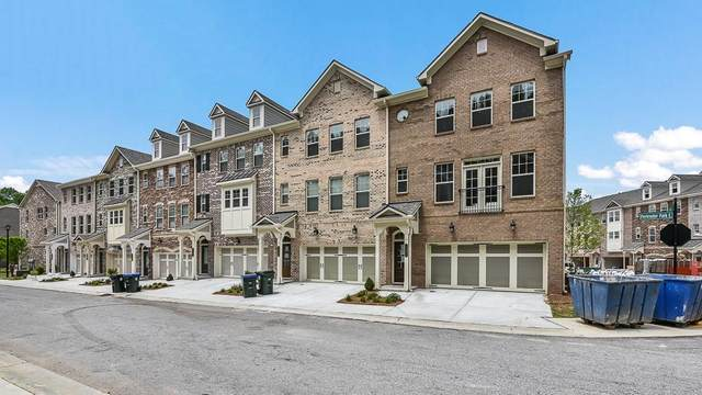 2315 Kaylen Drive #67, Chamblee, GA 30341 (MLS #6729099) :: Charlie Ballard Real Estate