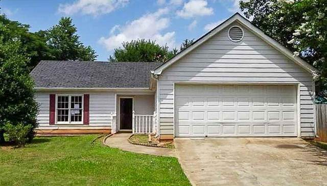 2260 Boone Place, Snellville, GA 30078 (MLS #6729104) :: Rock River Realty