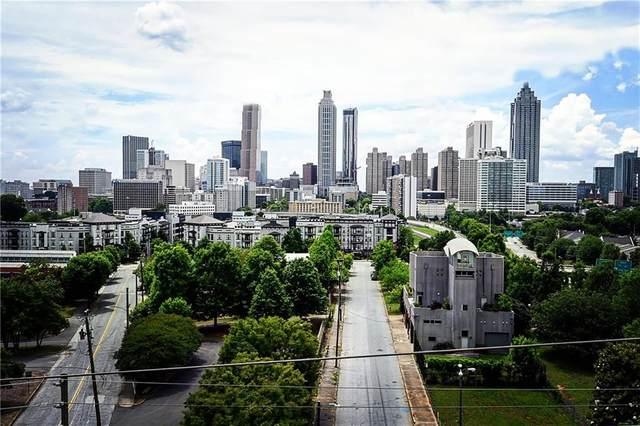 480 John Wesley Dobbs Avenue NE #710, Atlanta, GA 30312 (MLS #6729115) :: Charlie Ballard Real Estate