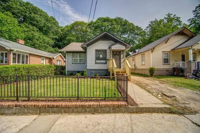 973 Harwell Street NW, Atlanta, GA 30314 (MLS #6729119) :: Path & Post Real Estate