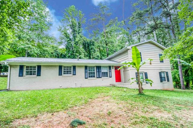 2835 Castle Drive SW, Lawrenceville, GA 30044 (MLS #6729121) :: The Heyl Group at Keller Williams