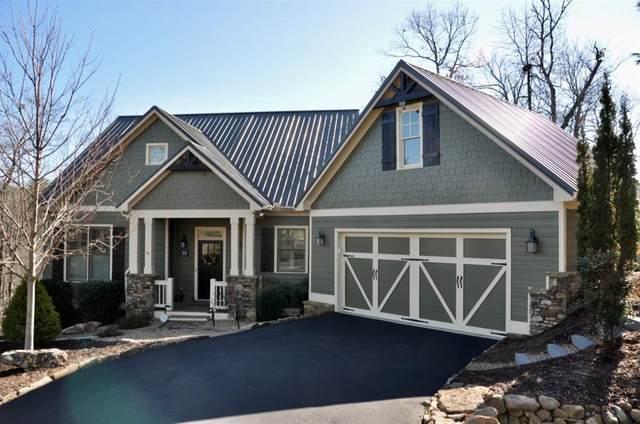 80 Twin Creek Drive, Big Canoe, GA 30143 (MLS #6729126) :: Dillard and Company Realty Group