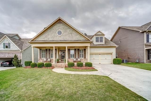 149 Mary Wallace Way, Dallas, GA 30157 (MLS #6729165) :: Good Living Real Estate