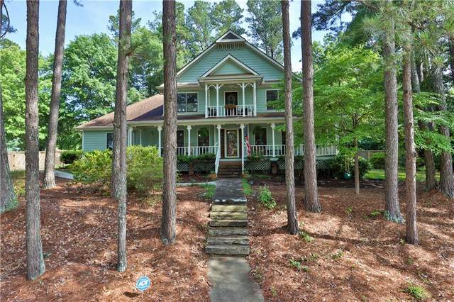 6468 Edenfield Drive, Lithonia, GA 30058 (MLS #6729200) :: Path & Post Real Estate