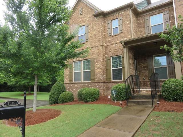 1310 Woodmore Way, Alpharetta, GA 30004 (MLS #6729221) :: Thomas Ramon Realty