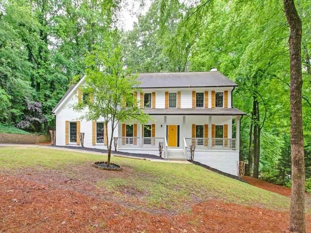 4369 Inns Brook Drive, Snellville, GA 30039 (MLS #6729252) :: Charlie Ballard Real Estate