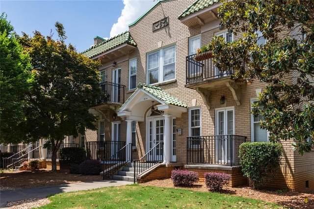 1034 Virginia Avenue NE #6, Atlanta, GA 30306 (MLS #6729287) :: Team RRP | Keller Knapp, Inc.