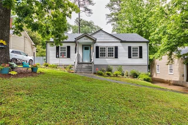 2646 Hosea L Williams Drive NE, Atlanta, GA 30317 (MLS #6729289) :: Thomas Ramon Realty