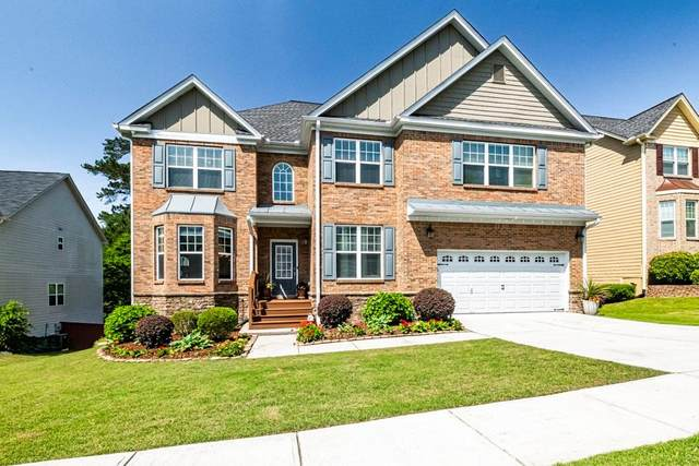 848 Ashton Park Court, Lawrenceville, GA 30045 (MLS #6729291) :: RE/MAX Prestige