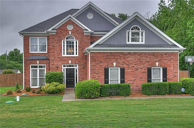 2365 Amberbrook Lane, Grayson, GA 30017 (MLS #6729293) :: RE/MAX Prestige