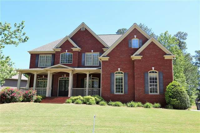 6037 Addington Drive NW, Acworth, GA 30101 (MLS #6729295) :: Dillard and Company Realty Group