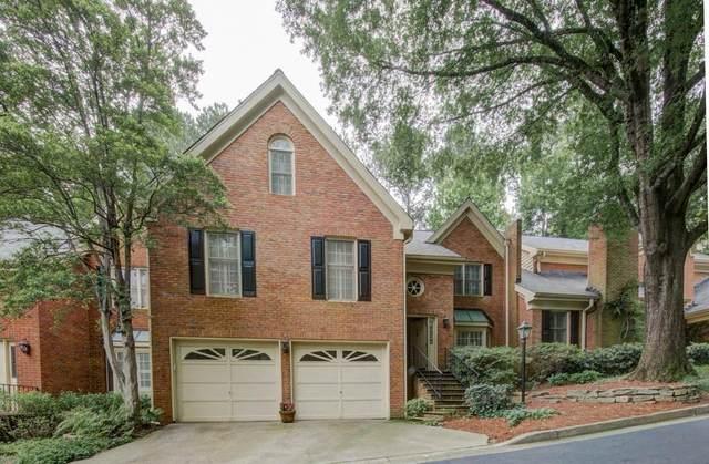 48 Ivy Chase NE, Atlanta, GA 30342 (MLS #6729307) :: Kennesaw Life Real Estate