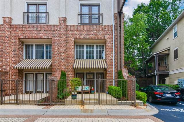 500 Brickworks Circle NE #505, Atlanta, GA 30307 (MLS #6729329) :: North Atlanta Home Team