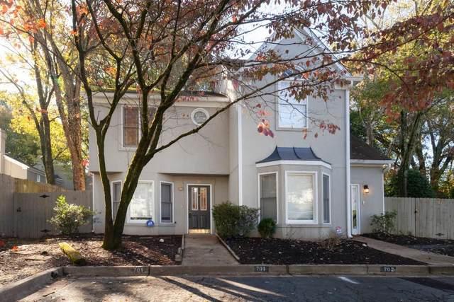 701 Defoors Landing NW #701, Atlanta, GA 30318 (MLS #6729336) :: Kennesaw Life Real Estate