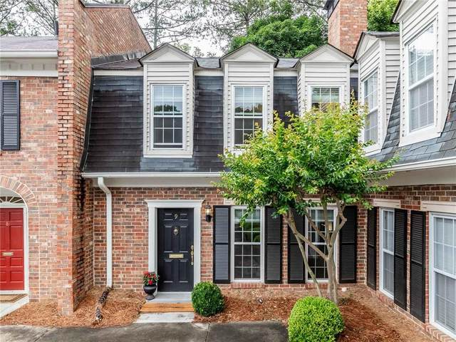 9 Independence Place NW, Atlanta, GA 30318 (MLS #6729359) :: Lakeshore Real Estate Inc.