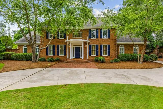 6203 Crestview Drive SE, Covington, GA 30014 (MLS #6729360) :: Tonda Booker Real Estate Sales