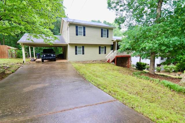 304 Russell Ridge Drive, Lawrenceville, GA 30043 (MLS #6729361) :: The Cowan Connection Team