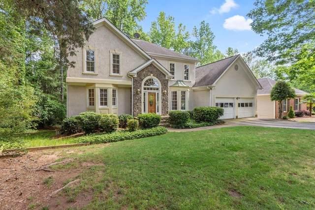 629 Deerwood Lane, Stone Mountain, GA 30087 (MLS #6729406) :: The Heyl Group at Keller Williams