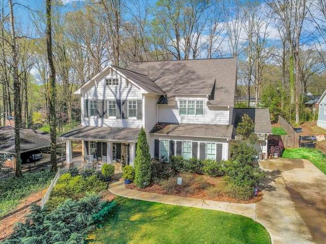 3340 Kathy Lane SE, Smyrna, GA 30080 (MLS #6729407) :: The Butler/Swayne Team