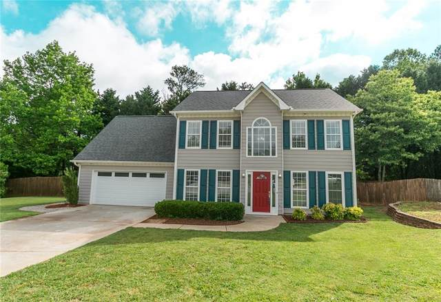 554 Tiffany Anne Court, Lawrenceville, GA 30043 (MLS #6729412) :: The Cowan Connection Team