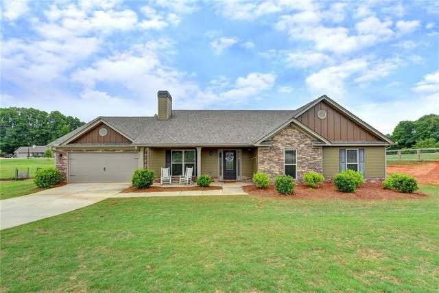 555 Cambridge Farms Drive, Hoschton, GA 30548 (MLS #6729420) :: Good Living Real Estate