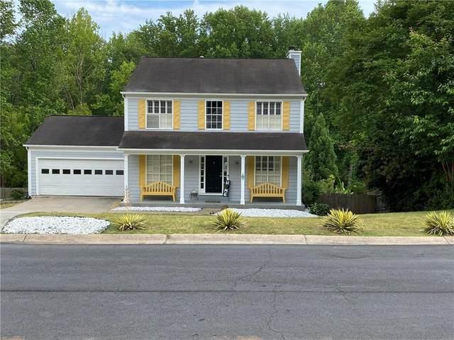 1951 Surrey Hill Circle, Lawrenceville, GA 30044 (MLS #6729427) :: Rock River Realty