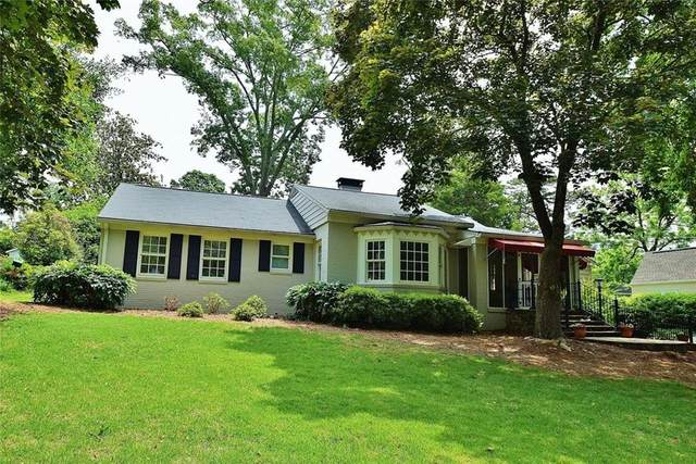 854 Memorial Drive, Gainesville, GA 30501 (MLS #6729428) :: The Zac Team @ RE/MAX Metro Atlanta
