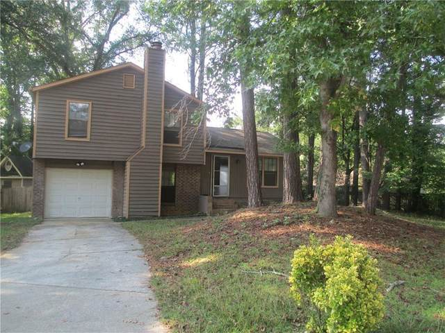 1550 Birch Log Place, Austell, GA 30168 (MLS #6729431) :: The Heyl Group at Keller Williams
