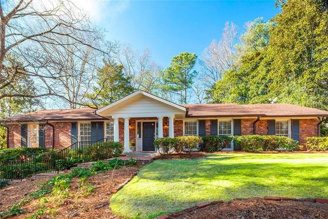 4614 Meadow Valley Drive, Sandy Springs, GA 30342 (MLS #6729434) :: The Cowan Connection Team