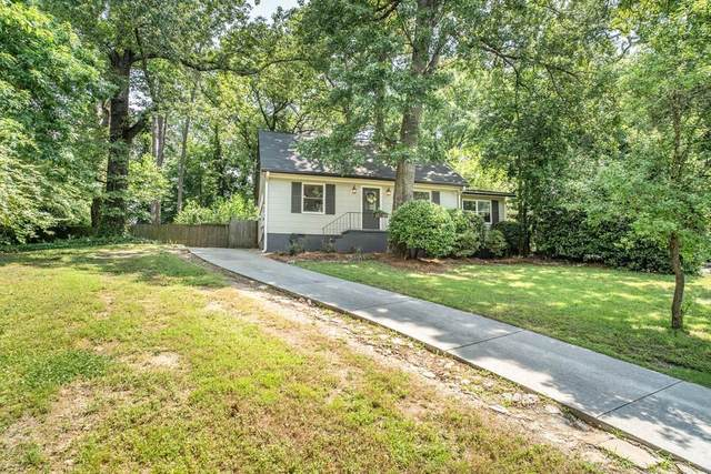 3144 Parkridge Crescent, Atlanta, GA 30341 (MLS #6729438) :: The Zac Team @ RE/MAX Metro Atlanta