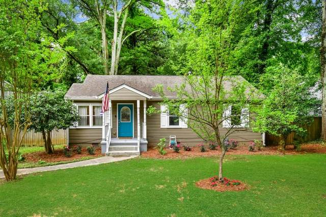 1625 Cecile Avenue SE, Atlanta, GA 30316 (MLS #6729467) :: Kennesaw Life Real Estate