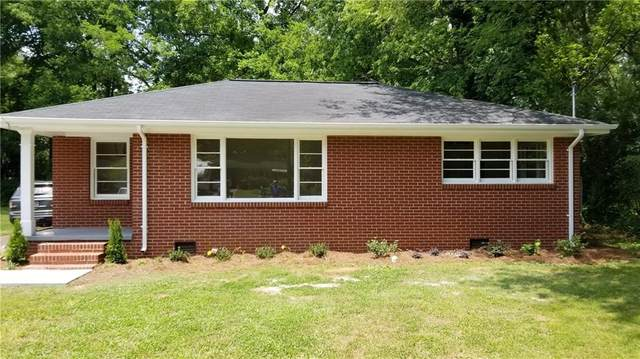 11 Alexander Street, Cartersville, GA 30120 (MLS #6729507) :: The Heyl Group at Keller Williams
