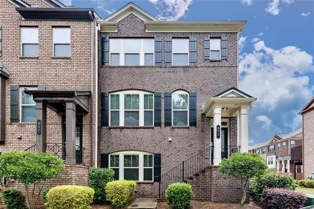 833 Ivy Vine Place, Alpharetta, GA 30004 (MLS #6729512) :: Path & Post Real Estate