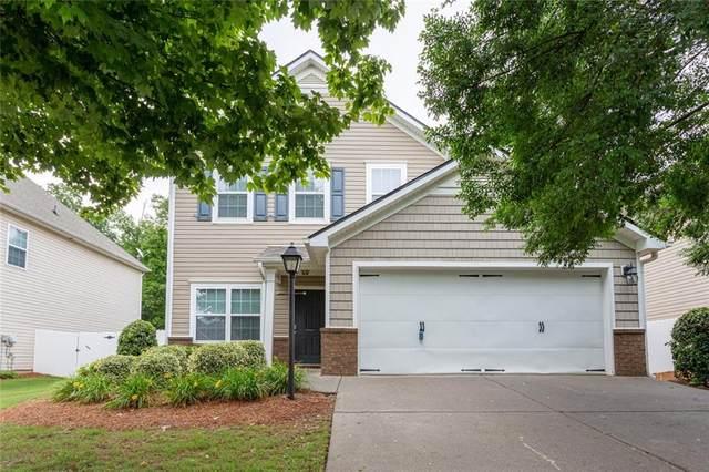 2410 Centennial Hill Way NW, Acworth, GA 30102 (MLS #6729527) :: Kennesaw Life Real Estate