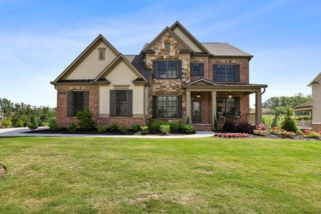 6746 Trail Side Drive, Flowery Branch, GA 30542 (MLS #6729535) :: The North Georgia Group