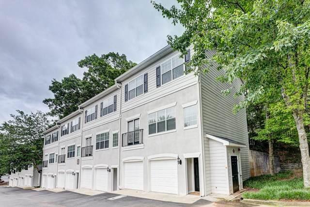 1150 Collier Road R4, Atlanta, GA 30318 (MLS #6729552) :: Lakeshore Real Estate Inc.