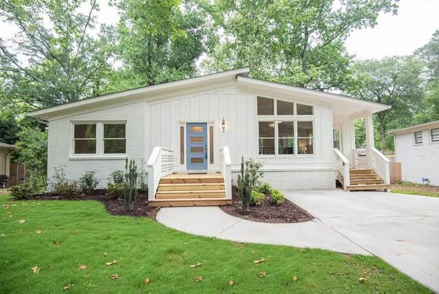 1098 Greenbriar Circle, Decatur, GA 30033 (MLS #6729562) :: Thomas Ramon Realty