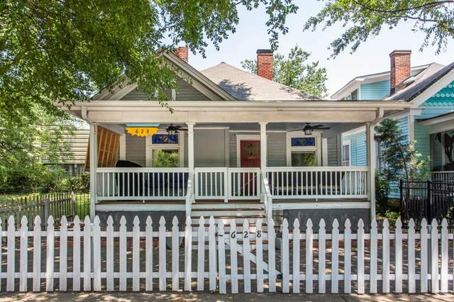 628 Glenwood Avenue SE, Atlanta, GA 30312 (MLS #6729581) :: Team RRP | Keller Knapp, Inc.