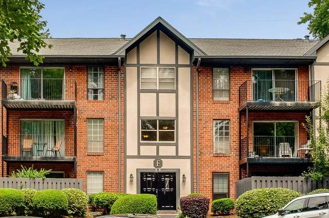 6851 Roswell Road F26, Atlanta, GA 30328 (MLS #6729584) :: Kennesaw Life Real Estate
