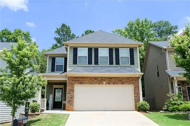 3269 Woodward Down Trail, Buford, GA 30519 (MLS #6729607) :: Kennesaw Life Real Estate