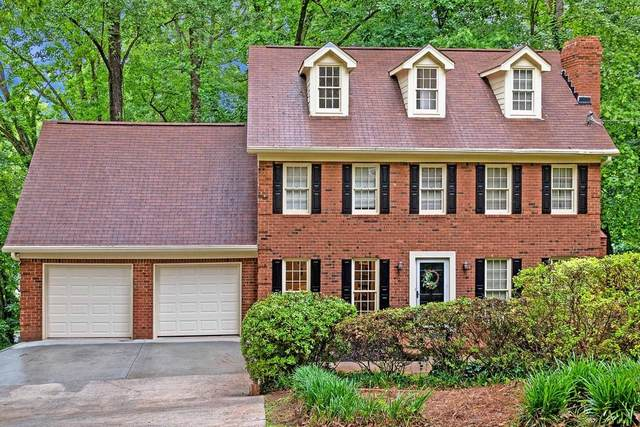320 Craig Drive, Lawrenceville, GA 30046 (MLS #6729630) :: The North Georgia Group